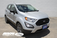 New 2019 Ford EcoSport S SUV for sale in Abilene, TX
