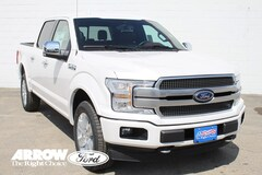 New 2019 Ford F-150 Platinum Truck SuperCrew Cab for sale in Abilene, TX