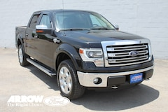 Used 2013 Ford F-150 King Ranch Truck SuperCrew Cab for sale in Abilene, TX