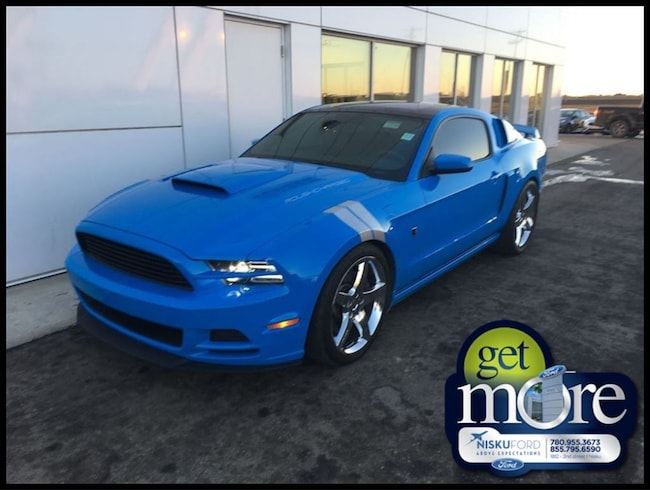 Used 2014 Ford Mustang GT 5.0 Roush Supercharged!! Coupe  in Nisku