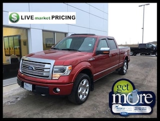 2013 Ford F-150 Platinum 6.2 V8 One Owner!! Super Crew