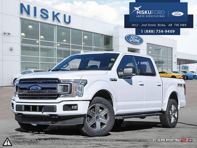 New 2018 Ford F-150 XLT - Bluetooth -  Siriusxm Super Crew In Nisku and Edmonton Area