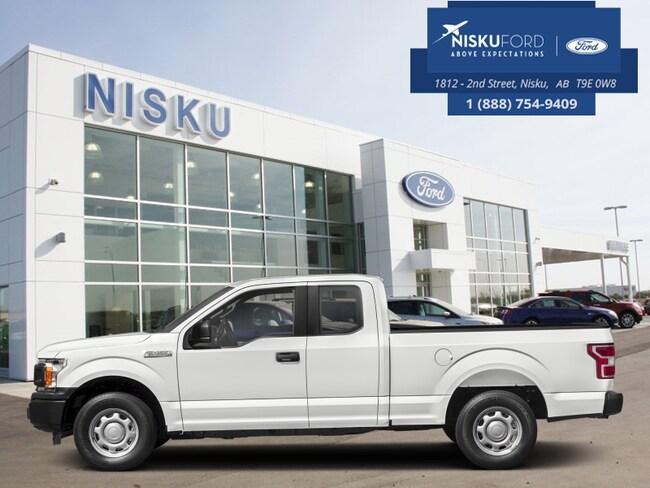 New 2018 Ford F-150 XLT - Bluetooth -  Siriusxm Super Cab In Nisku and Edmonton Area