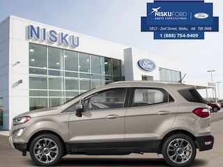 New 2018 Ford EcoSport SE 4WD - Package SUV in Nisku