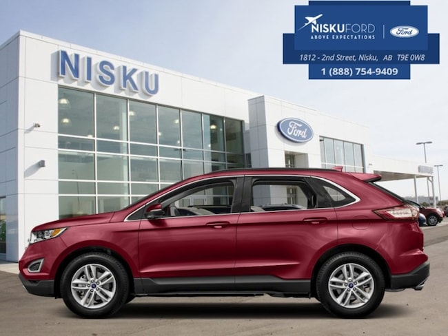 New 2018 Ford Edge Titanium AWD - Navigation SUV In Nisku and Edmonton Area