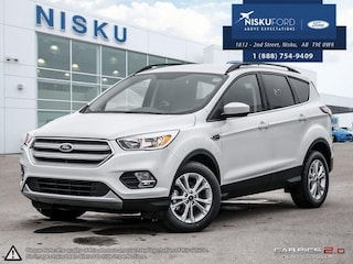 New 2018 Ford Escape SE - Package SUV in Nisku