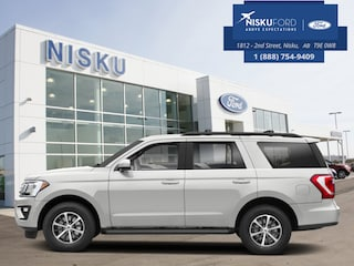 New 2018 Ford Expedition XLT SUV in Nisku