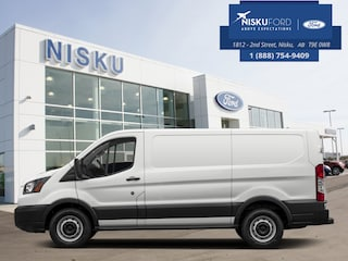 New 2018 Ford Transit-150 130 WB - Low Roof - 60/40 Pass.Side Cargo Regular Cargo in Nisku