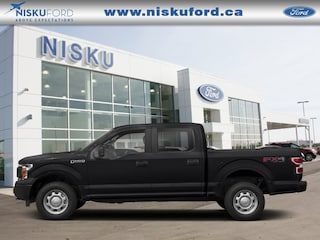 New 2018 Ford F-150 - $410.39 B/W Super Crew in Nisku