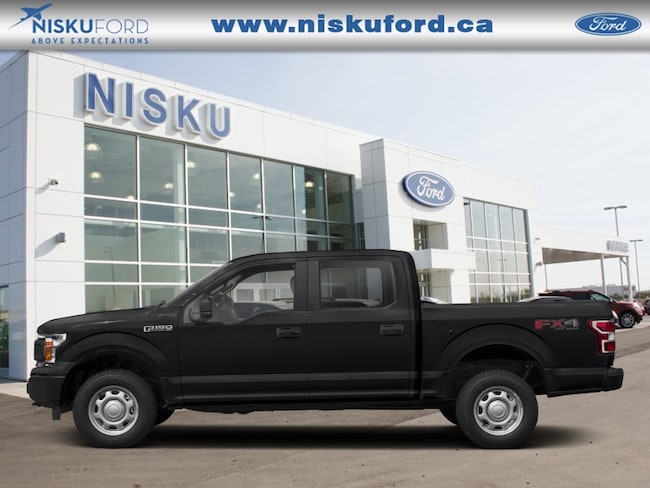 New 2018 Ford F-150 Platinum - Navigation -  Leather Seats Super Crew In Nisku and Edmonton Area