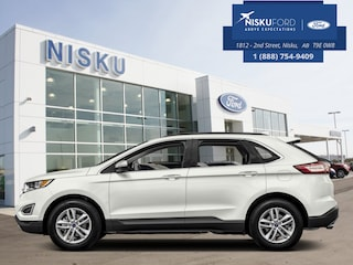 New 2018 Ford Edge SEL AWD - Utility Package SUV in Nisku