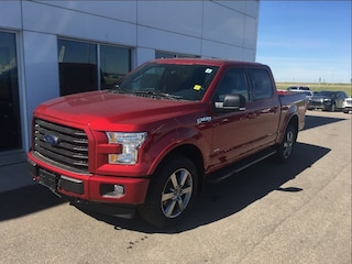 New 2017 Ford F-150 Crew Cab Short Bed Truck in Nisku