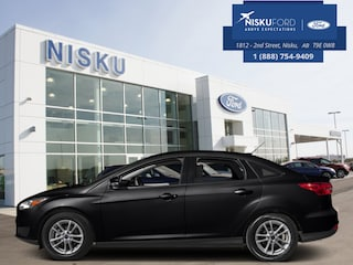 New 2018 Ford Focus SEL - Sunroof -  Bluetooth -  Siriusxm Sedan in Nisku