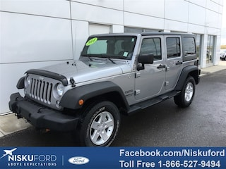 2014 Jeep Wrangler Unlimited Sport A/C SUV
