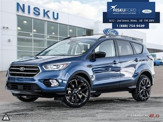 New 2018 Ford Escape SE - Navigation SUV in Nisku