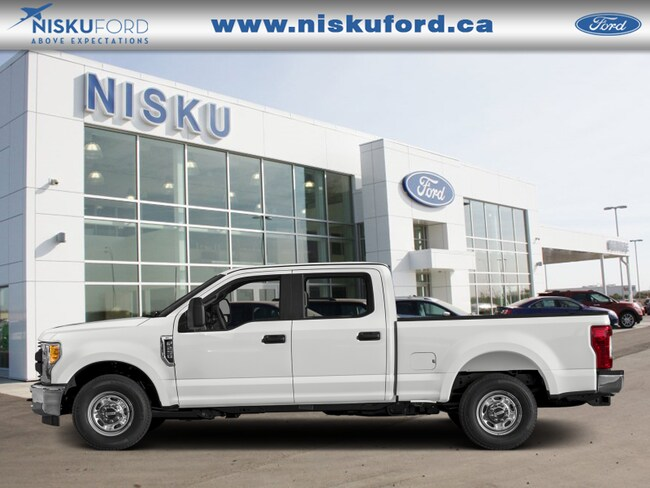 New 2018 Ford F-350 Super Duty XLT - Bluetooth Super Crew In Nisku and Edmonton Area