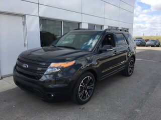 2015 Ford Explorer Sport Financing From 4.99% APR!! OAC. SUV