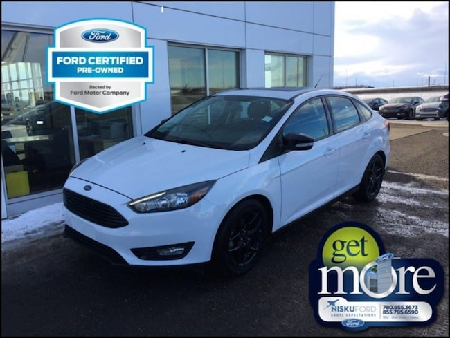 2015 Ford Focus SE - Bluetooth -  Sync - Low Mileage Sedan