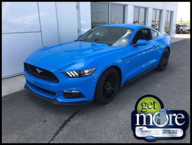 Used 2017 Ford Mustang GT Premium Coupe  in Nisku