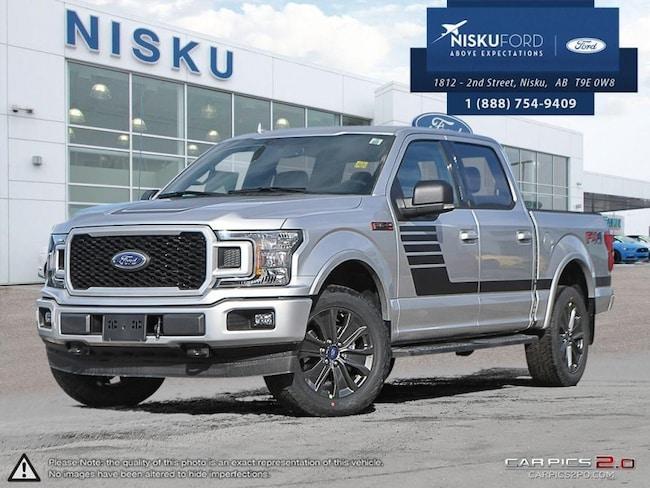New 2018 Ford F-150 XLT - Bluetooth -  Siriusxm Super Crew In Nisku and Edmonton Area