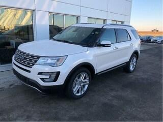New 2017 Ford Explorer Limited - Navigation -  Cooled Seats SUV in Nisku