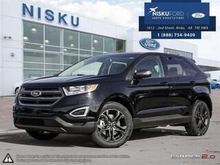 New 2018 Ford Edge SEL AWD - Bluetooth -  Heated Seats SUV in Nisku