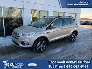 New 2017 Ford Escape SE - Bluetooth -  Heated Seats SUV in Nisku