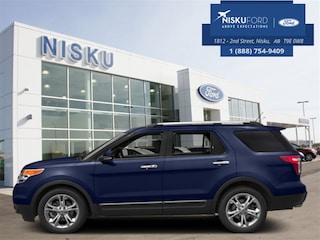 2013 Ford Explorer Limited - Leather Seats -  Bluetooth SUV