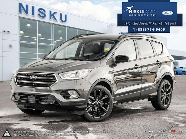 New 2018 Ford Escape SE 4WD - Navigation - Package SUV In Nisku and Edmonton Area