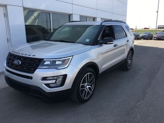 2017 Ford Explorer Sport Financing From 4.99% APR. Fast AND Easy Appr SUV