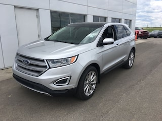 2017 Ford Edge Titanium - Leather Seats -  Bluetooth SUV