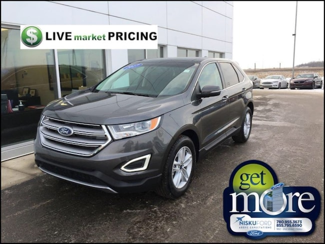 Used 2017 Ford Edge SEL AWD Full Load!! SUV  in Nisku
