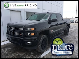 2015 Chevrolet Silverado 1500 LTZ MIDNIGHT EDITION Truck