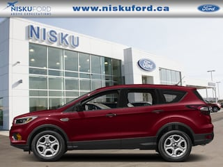 New 2018 Ford Escape SEL SUV in Nisku