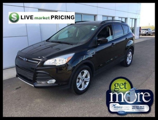 Used 2016 Ford Escape SE - Bluetooth -  Siriusxm -  Heated Seats SUV  in Nisku