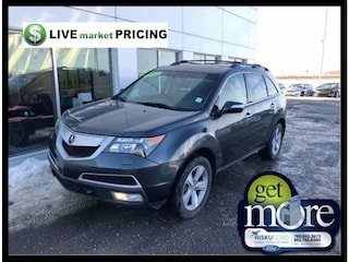 2013 Acura MDX 6sp at - Sunroof -  Leather Seats SUV