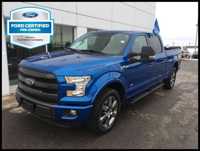 2015 Ford F-150 Lariat Supercrew  Financing from 1.99%!!! Crew Cab