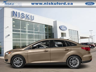 New 2017 Ford Focus SEL - Sunroof -  Bluetooth -  Siriusxm Sedan in Nisku
