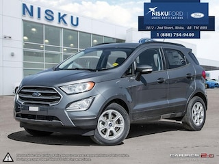 New 2018 Ford EcoSport SE SUV in Nisku