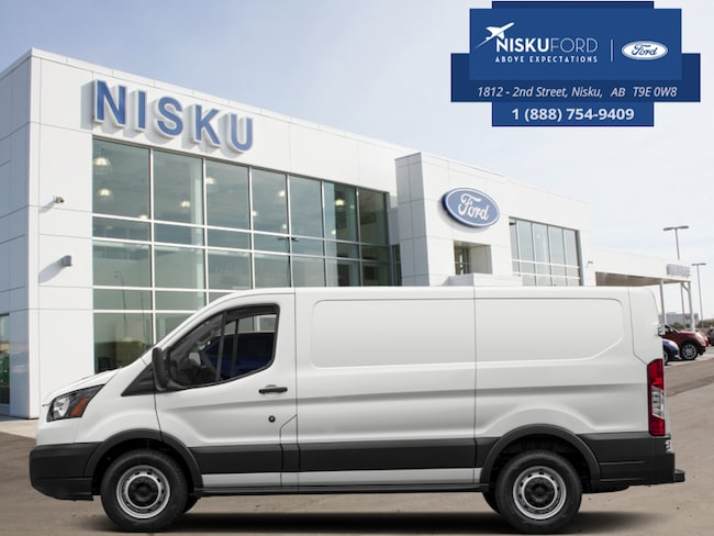 New 2018 Ford Transit-150 130 WB Low Roof Cargo Regular Cargo In Nisku and Edmonton Area