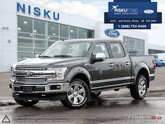 2018 Ford F-150 Lariat - Leather Seats -  Cooled Seats Super Crew