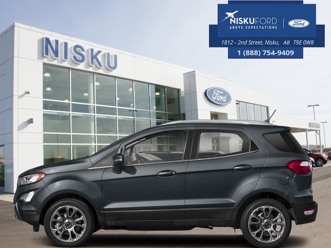 New 2018 Ford EcoSport SE - Bluetooth SUV In Nisku and Edmonton Area