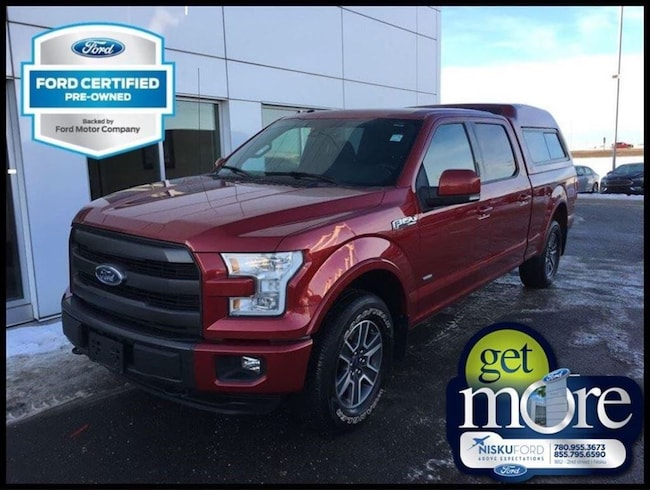 2015 Ford F-150 Lariat Supercrew   Financing from 1.99 %!!! Truck