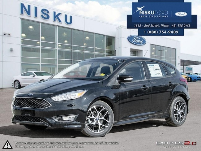 New 2018 Ford Focus SE - Bluetooth -  Sync Hatchback In Nisku and Edmonton Area