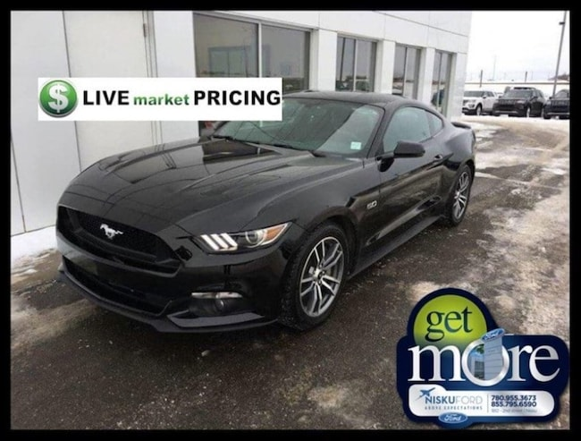 Used 2015 Ford Mustang GT - Bluetooth -  Sync - Low Mileage Coupe  in Nisku