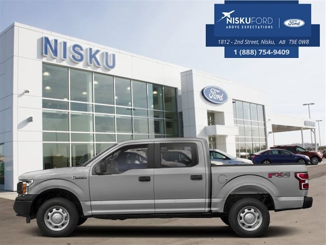 New 2018 Ford F-150 Lariat - Leather Seats -  Cooled Seats Super Crew In Nisku and Edmonton Area