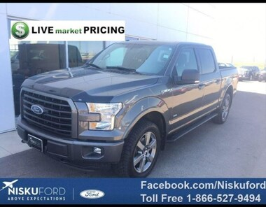 2016 Ford F-150 XLT - Siriusxm - Low Mileage Super Crew