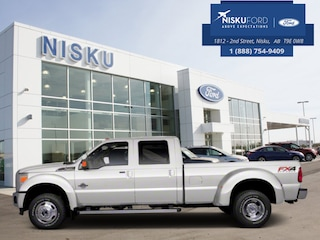 2012 Ford F-450 DRW Super Duty Lariat - Leather Seats Crew Cab