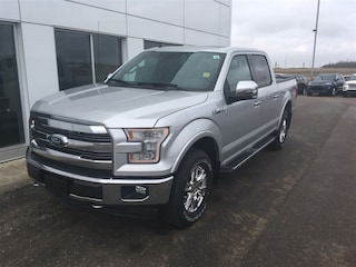 New 2017 Ford F-150 Lariat Super Crew in Nisku