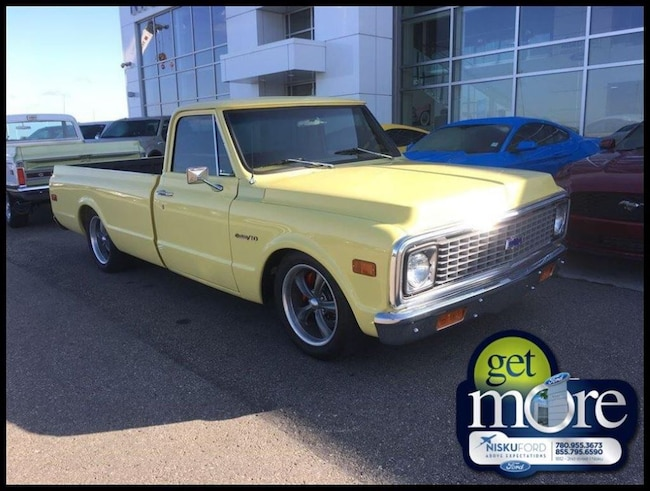 Used 1972 Chevrolet C/K 1500 Regular Cab  in Nisku